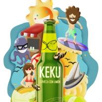 Keku ilustración